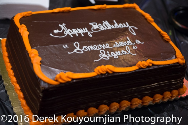signal cake